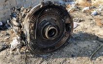 Iran nhờ Mỹ, Pháp hỗ trợ giải mã hộp đen máy bay Ukraine