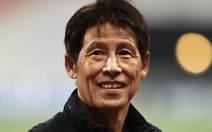 Giúp Thái Lan vượt qua vòng bảng U23 châu Á, ông Nishino được gia hạn hợp đồng