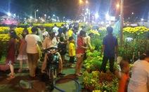 Cúc, quất... giá giảm hơn một nửa, dân Sài Gòn đổ xô đi mua