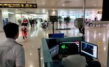 Sân bay Tân Sơn Nhất kiểm soát chặt hành khách từ Vũ Hán