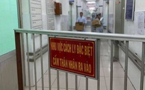 'Xét nghiệm lần 1 âm tính, chưa thể khẳng định ông Li Ding hết nhiễm corona'