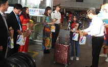 Đà Nẵng đón 120 khách du lịch đầu tiên năm mới Canh Tý 2020