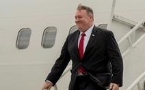 Ngoại trưởng Mỹ Pompeo chửi thề khi bị hỏi liên tục về Ukraine?