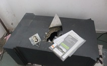 Bắt kẻ đột nhập văn phòng công chứng cạy két sắt trộm 3,7 tỉ đồng