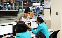 Hàng không Việt Nam hỗ trợ chuyển khách quay lại Trung Quốc