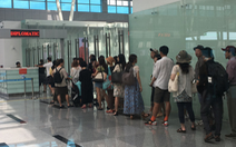 Tối nay 27-1 chuyến bay cuối đặc biệt đưa khách Vũ Hán về Vũ Hán