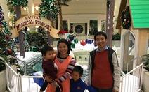 Từ Bắc Ninh đến Mỹ dạy toán