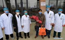 Bệnh viện Trung Quốc xác nhận chữa khỏi 1 ca viêm phổi Vũ Hán