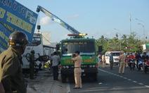 Tai nạn giao thông trong 7 ngày nghỉ tết giảm ở 3 tiêu chí