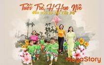 Tuổi Trẻ, H'Hen Niê đến với cô trò Tắk Pổ và câu chuyện bìa báo Tết Canh Tý 2020