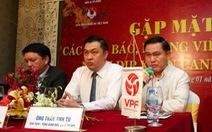 Ông Trần Anh Tú: 'VPF không được phép trả lời khi nào thì có VAR'