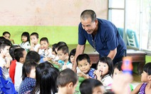Cha của 88 đứa trẻ bị bỏ rơi nhận giải thưởng Tình nguyện quốc gia