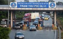 Táo tợn cướp tiền tại trạm thu phí cao tốc TP.HCM - Long Thành - Dầu Giây