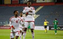 """U23 UAE trong vỏ bọc đội """"cửa dưới"""""""