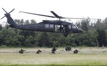 Đài Loan cho 'nằm đất' 52 trực thăng Black Hawk sau tai nạn nhiều tướng thiệt mạng
