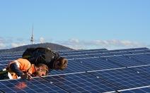 Thủ đô Canberra chuyển đổi sang sử dụng điện năng tái tạo
