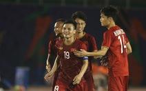 Quang Hải bị 'đánh bật' khỏi top 3 Cúp Chiến thắng 2019