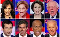 Ứng cử viên tổng thống đảng Dân chủ sa thải toàn bộ trợ lý