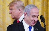 Tranh cãi kế hoạch hòa bình Trung Đông