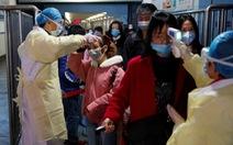 Thời gian ủ bệnh do virus corona chỉ 5 ngày, cứ 1 người lây cho hơn 2 người