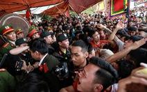Lễ hội phết Hiền Quan bị yêu cầu bỏ đánh phết, lưu ý phòng virus corona