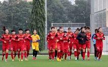 Tuyển nữ Việt Nam chinh phục giấc mơ Olympic