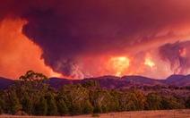 Úc tuyên bố tình trạng khẩn cấp nguy cơ cháy rừng ngay ở thủ đô