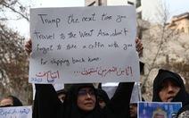 Ông Trump nói việc giết tướng Iran để tránh chiến tranh
