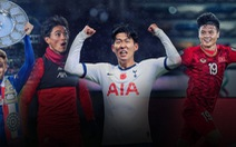Quang Hải thứ 17 danh sách Cầu thủ hay nhất châu Á 2019