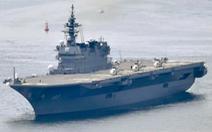 Nhật Bản thu hút tân binh trẻ bằng 'tàu chiến Wi-Fi'