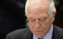 EU mời Ngoại trưởng Iran đến Brussels