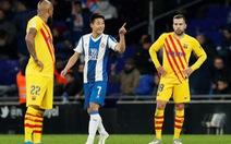 Ngôi sao Trung Quốc lập công khiến Messi và Barca 'mất vui' đầu năm