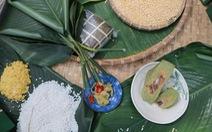 Bánh chưng, bánh giầy, bánh tét - linh hồn Tết Việt!