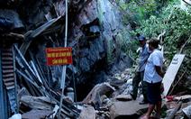 Vụ sạt lở đá ở Nha Trang: 'Chưa có quỹ đất tái định cư cho người dân'