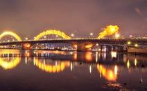 Cầu Rồng sẽ phun lửa 4 đêm liên tiếp dịp tết