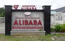 Xử lý nghiêm những ai 'tiếp tay' Alibaba phân lô bán nền
