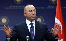 Thổ Nhĩ Kỳ tự nguyện đề xuất làm trung gian hòa giải Mỹ và Iran