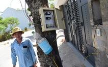 Khu tái định cư thiếu điện, nước: Các bên đùn đẩy trách nhiệm