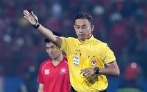 VCK U23 châu Á 2020: Vì sao không có trọng tài Việt Nam?