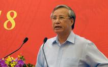 Thường trực Ban Bí thư Trần Quốc Vượng: Xử lý dứt điểm các vụ án tham nhũng, kinh tế
