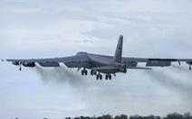 Mỹ điều máy bay ném bom B-52 chuẩn bị đối phó với Iran