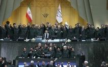 Iran thông qua dự luật xem quân đội Mỹ, Lầu Năm Góc là khủng bố