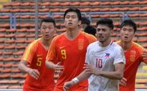 U23 Trung Quốc cần một 'phép mầu' để đoạt vé dự Olympic Tokyo 2020