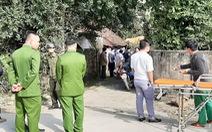 Điều tra vụ hai mẹ con tử vong ở Nghệ An