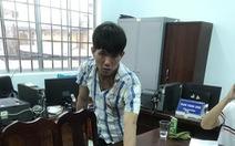 Bắt tên cướp bị HIV, 5 chiến sĩ công an phải uống thuốc phơi nhiễm
