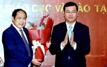Trưởng Phòng giáo dục TP Bắc Giang làm phó chánh thanh tra Bộ Giáo dục và đào tạo