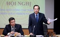 Bộ trưởng Đào Ngọc Dung: 'Tạm dừng đưa lao động sang Trung Đông'