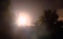 Video Iran nã tên lửa vào hai căn cứ Mỹ, dọa tấn công tiếp