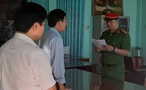 Bắt tạm giam chủ tịch huyện Đức Cơ để điều tra tội tham ô tài sản