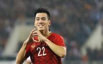 Tiền đạo Tiến Linh: 'Tôi muốn cùng Việt Nam thi đấu ở VCK World Cup'